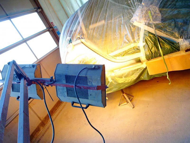 Instandsetzung und Karosserie- Klempnerarbeiten