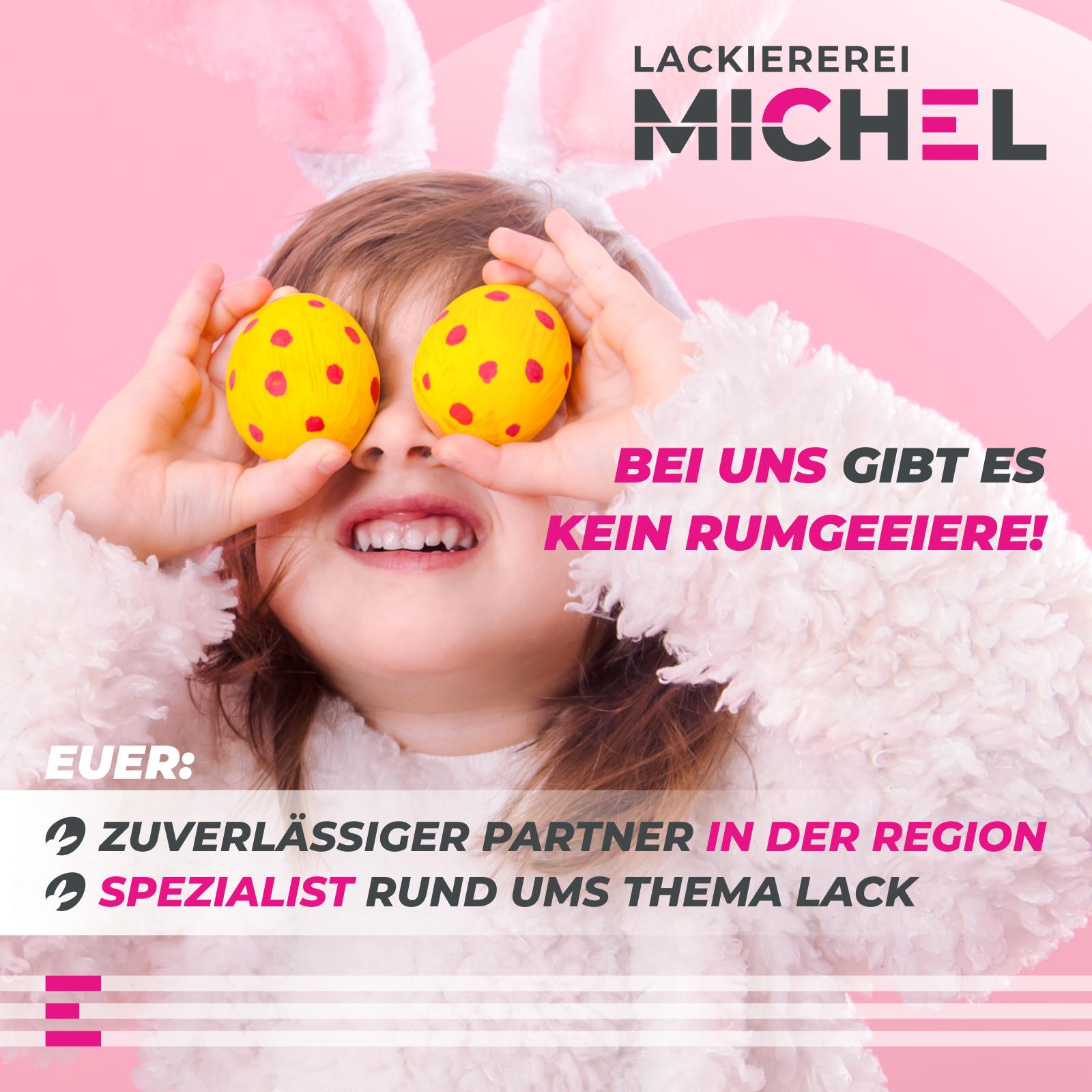 Ostern Lackiererei Michel